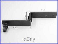 10FT DIY Bypass Sliding Barn Door Hardware Track Kit Closet Double Overlap Rail