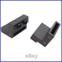 12Ft Black Antique Style Double Sliding Barn Wood Door Closet Hardware Set US EM