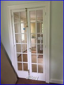 1928 Br French Door Hardware Russwin