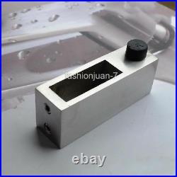 1Set Stainless Steel Frameless Shower Sliding Door Hardware Kit No Glass No Bar