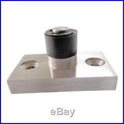 1 M-5.5 M Modern Stainless Steel 304 Sliding Barn Door Hardware Kit Tube Spoke