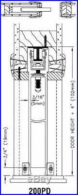 200PD Commercial Grade Pocket/Sliding Door Hardware (72)