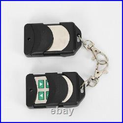 600KG Automatic Sliding Gate Opener Door Operator Hardware Driveway Motor Set