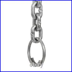 6600lbs 20ft Ratcheting Lever Block Chain Hoist 3T Industry Tool