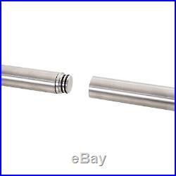 6.6ft/200CM Sliding Barn Door Hardware Kit Stainless Steel Roller