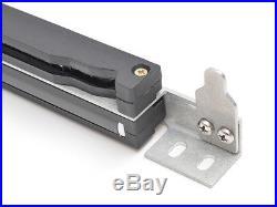 79 Aluminum Antique Style Barn Wood Sliding Door Hardware Pocket Door Track Kit