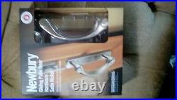 Andersen Newbury Satin nickel gliding door hardware new in box