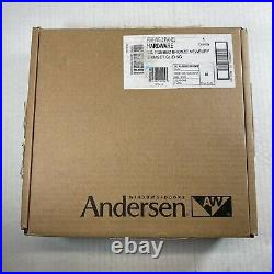 Andersen Newbury Two-Panel Gliding Door Trim Set & Hardware Oil Rubbed Bronze