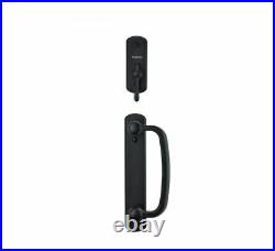 Andersen Sliding Gliding Patio Door Hardware Lock Handle Pull Set Black
