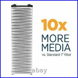 Aprilaire 210 Air Filter For Aprilaire Whole Home Air Purifiers, Clean Air Dust