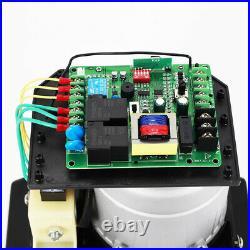 Auto Electric Sliding Gate Opener Hardware Driveway 1200KG Door Operator CE 220V
