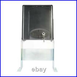 Auto Sliding Slide Gate Opener Hardware Driveway 1400LBS Door Operator Kit