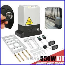 Automatic Hardware Door Open Sliding Driveway Security Motor Gate Operator Kit