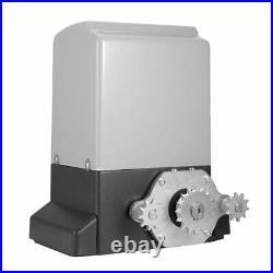 Automatic Sliding Gate Opener Door Operator Rolling Hardware Driveway Motor