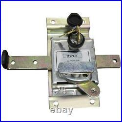 Bilco Classic Series Cellar Door Lock Keyed Sliding Durable Steel Construction