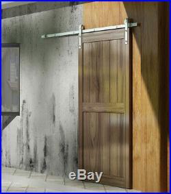 Dacromet Raw Material Heavy Duty Exterior Sliding Barn Door Hardware, Metal Wheel