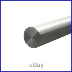Double Roller Top Mount Stainless Steel Sliding Barn Door Hardware Tube Kit