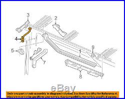 GM OEM Side Sliding Door Hardware-Roller Bracket 15092362