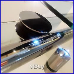 HOMCOM 60x76 Glass Frameless Bath Sliding Shower Door Stainless Steel Hardware