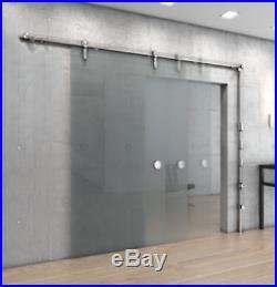 Hardware Complete set Gravity system for glass sliding door
