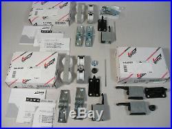 Lot Hafele Hawa 11705 Junior 80/z 940.80.001 Hung Sliding Door Hardware System