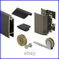 Prime Line PL14371 Bronze Sliding Door Screen Frame Kit 37 By 81 Maximum