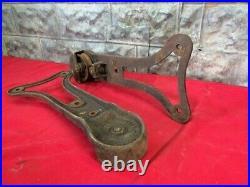 Richards Wilcox No 645 Cast Iron Hardware Sliding Door Suspension Barn Hangers c