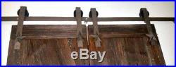 Sliding Barn Door Hardware 8 ft kit/ track included! Free shipping